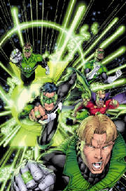 Green Lanterns of Earth