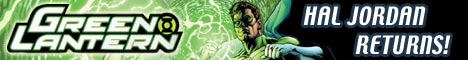 Hal Jordan Returns! *Rebirth*